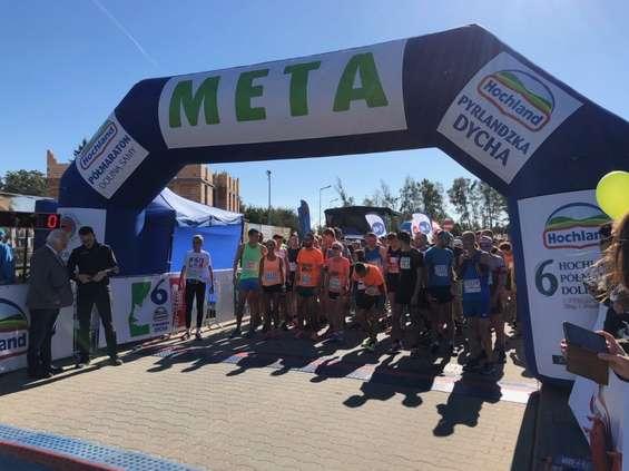 Hochland Półmaraton Doliną Samy
