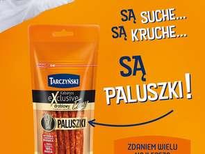 Tarczyński promuje nowe kabanosy