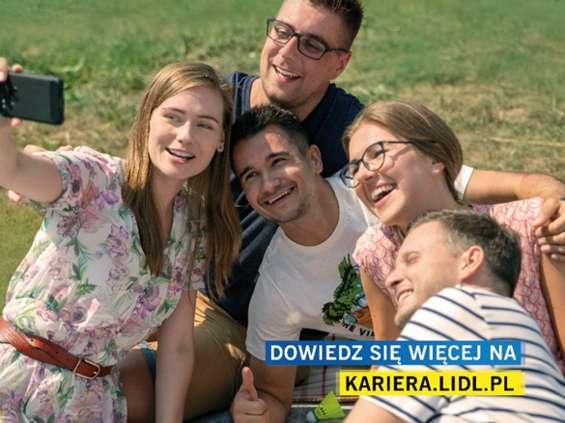 Pracownicy Lidla w najnowszej kampanii