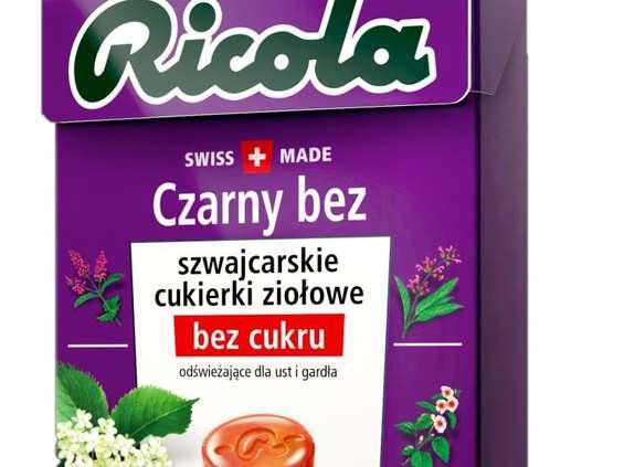 Index Food. Cukierki ziołowe Ricola