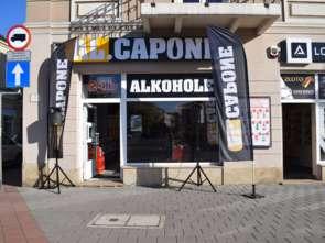 Al. Capone otwiera kolejne sklepy