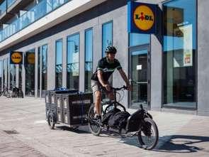 Lidl rusza z rowerowymi dostawami