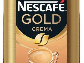 Nestlé Polska. Nescafé Gold Crema
