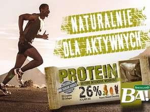 Proteiny Bakallandu wesprą maratończyków