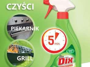Gold Drop wspiera Dix Professional express cleaner
