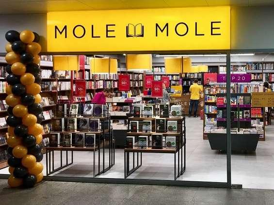 Mole Mole na Dworcu Centralnym