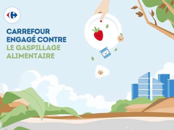 Carrefour na przekór etykiecie