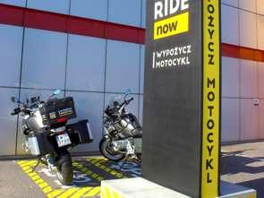 Sadyba Best Mall z wypożyczalnią motocykli