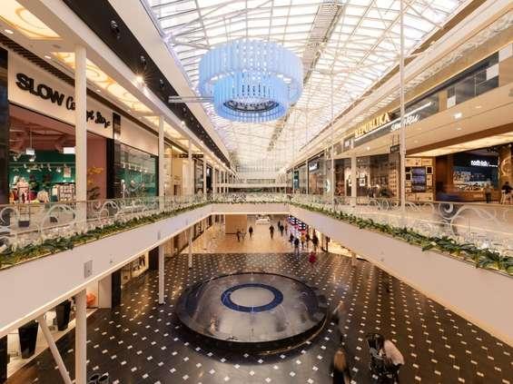 Atrium Promenada przeszło stylową transformację