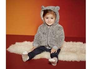 Zimowe ubranka dla dzieci w Lidlu