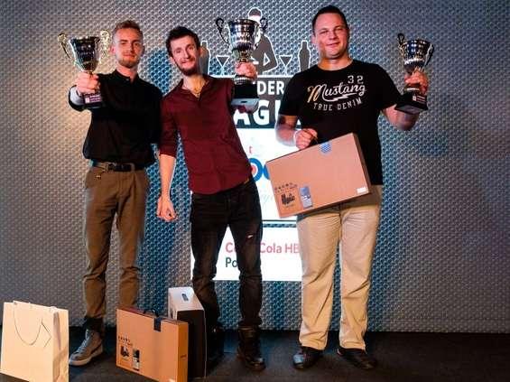 Stock Prestige Bartender VR League zakończona