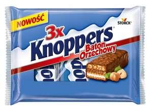 Storck. Knoppers Baton Orzechowy
