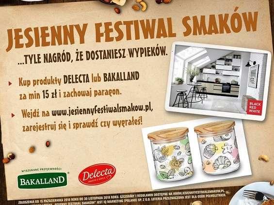 Jesienny Festiwal Smaków