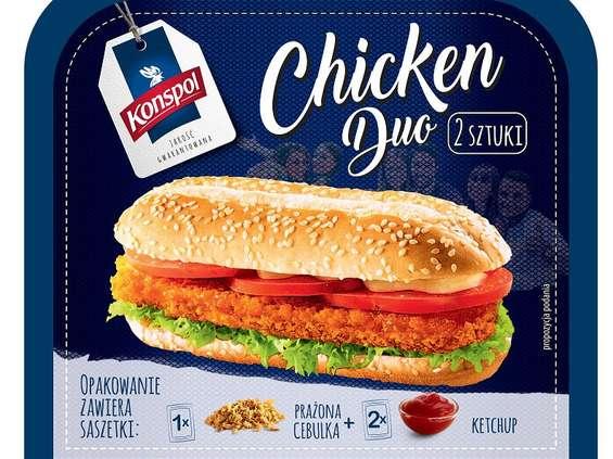 Konspol. Kanapka Chicken Duo