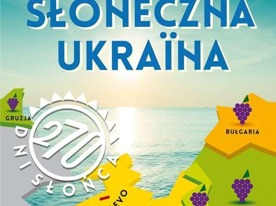 Ukraińskie wina trafiają na polskie stoły