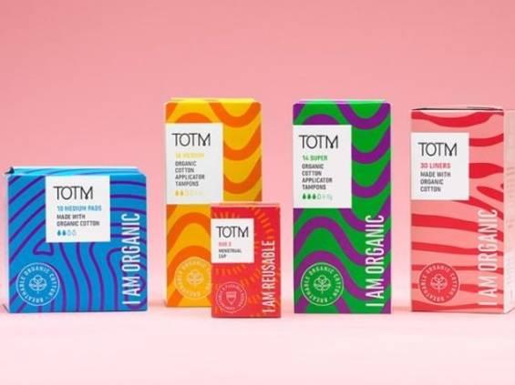 Ekologiczne produkty higieny kobiecej w Tesco