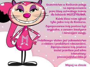 Poszukiwane imię dla koleżanki Mleczysława