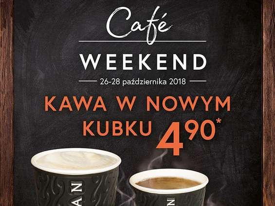 Café Weekend u Grycana