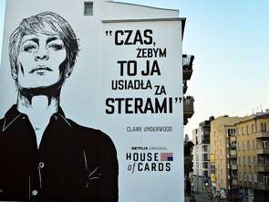Reklama na muralu? Polacy są na TAK