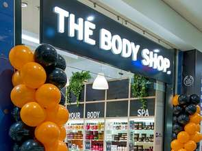 The Body Shop w Krakowie