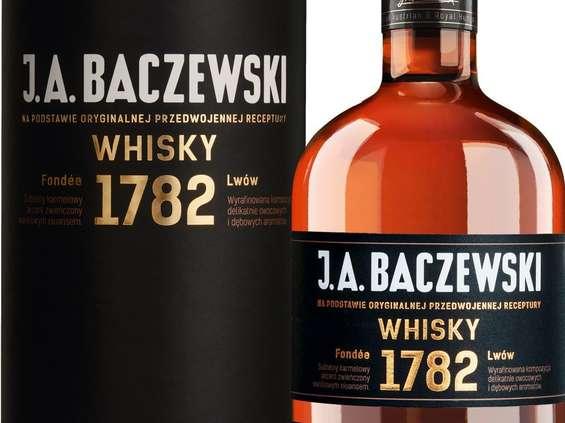 J.A. Baczewski Whisky - tak mocna, a tak łagodna