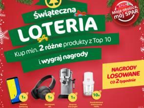Świąteczna loteria Spara