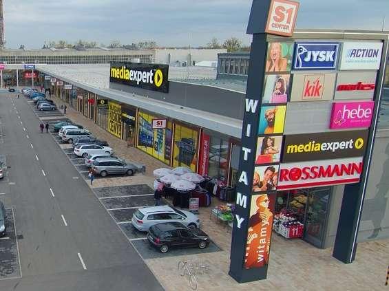 Park Handlowy w Brzegu po rozbudowie