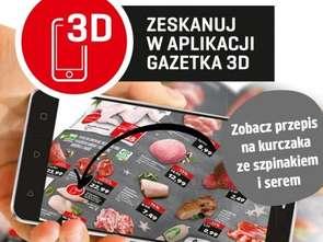 Kaufland rusza z gazetką 3D