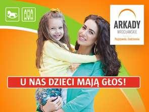 Arkady Wrocławskie z akcją dla rodzin