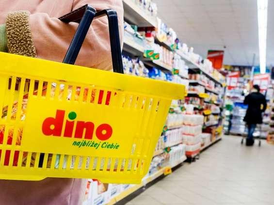 Dino: znów dwucyfrowy wzrost sprzedaży