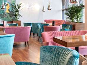 Lulu Cafe Lounge w Avenidzie Poznań