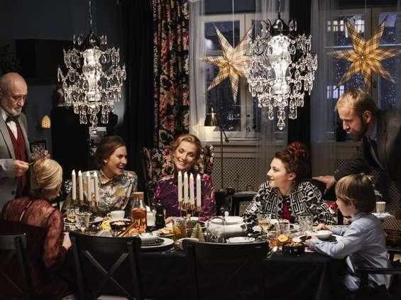 IKEA pełna magii i uroku na święta