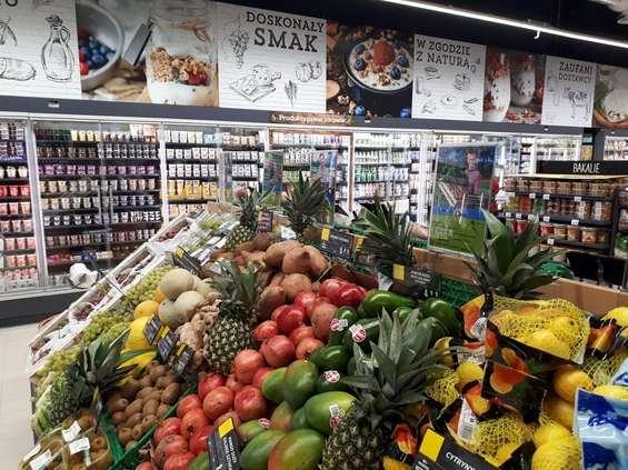 Carrefour w Pruszkowie jest eko