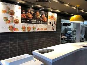 McDonald's w Lublinie po modernizacji