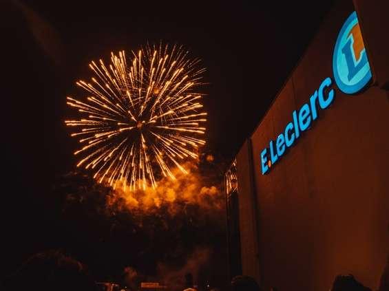 E.Leclerc zastąpił sklep pod szyldem Frac
