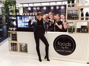 Healthy Store - nowy projekt Anny Lewandowskiej