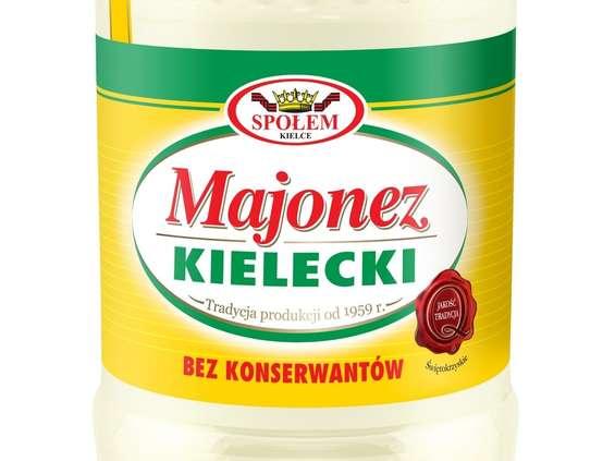 WSP Społem Kielce. Majonez Kielecki