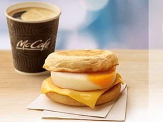 McDonald's zaprasza na śniadanie
