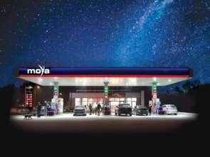 Stacje Moya: 350 stacji w 5 lat