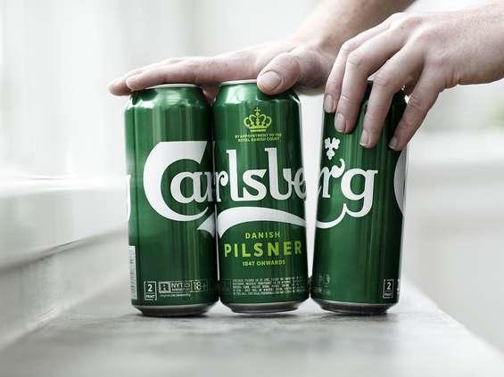 Calsberg wprowadza Snak Pack