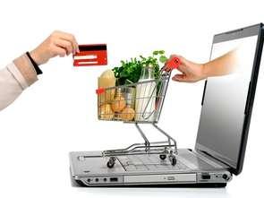 Rośnie sprzedaż żywności przez internet