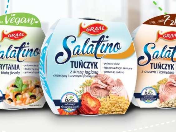 Graal. Salatino