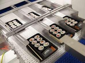 Polskie sushi w zagranicznych sklepach