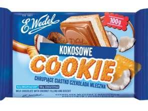 Lotte Wedel. Czekolady Cookie
