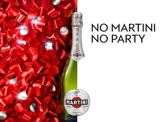 No Martini No Party!