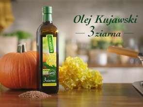 Olej Kujawski 3 ziarna w kampanii