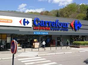 Carrefour jak Matrix