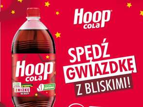 Hoop Cola łączy na święta
