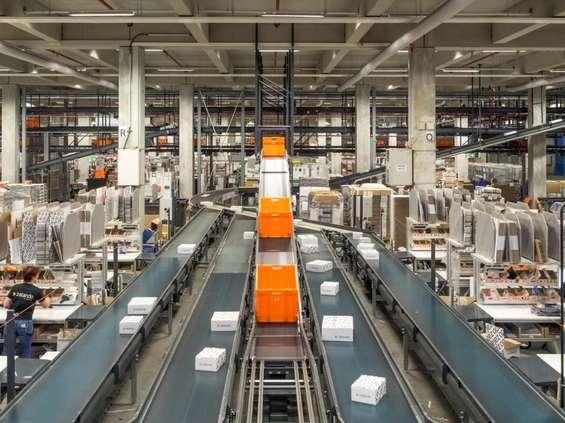 Centrum logistyczne Zalando już działa