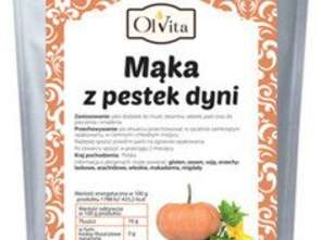 Ol'Vita. Mąka z pestek dyni